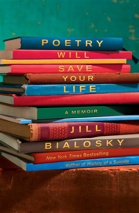 Book Cover Of The Week Poetry Will Save Your Life Jewish
