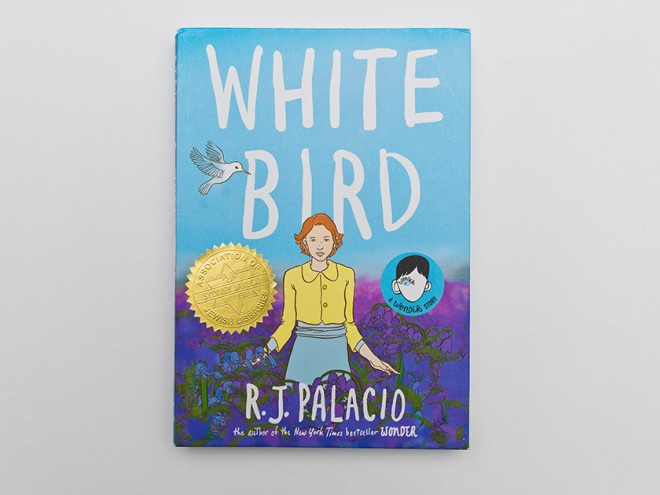 White Bird A Wonder Story Jewish Book Council